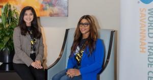 Foster Beelief Team Sade Shofidiya And Karen Perez