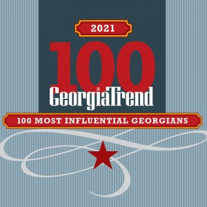 Georgia Trend January 2021 Most Influential Georgians pg 35