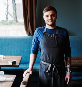 Chef Kory Depaola Credit Andrew Thomas Lee Photography