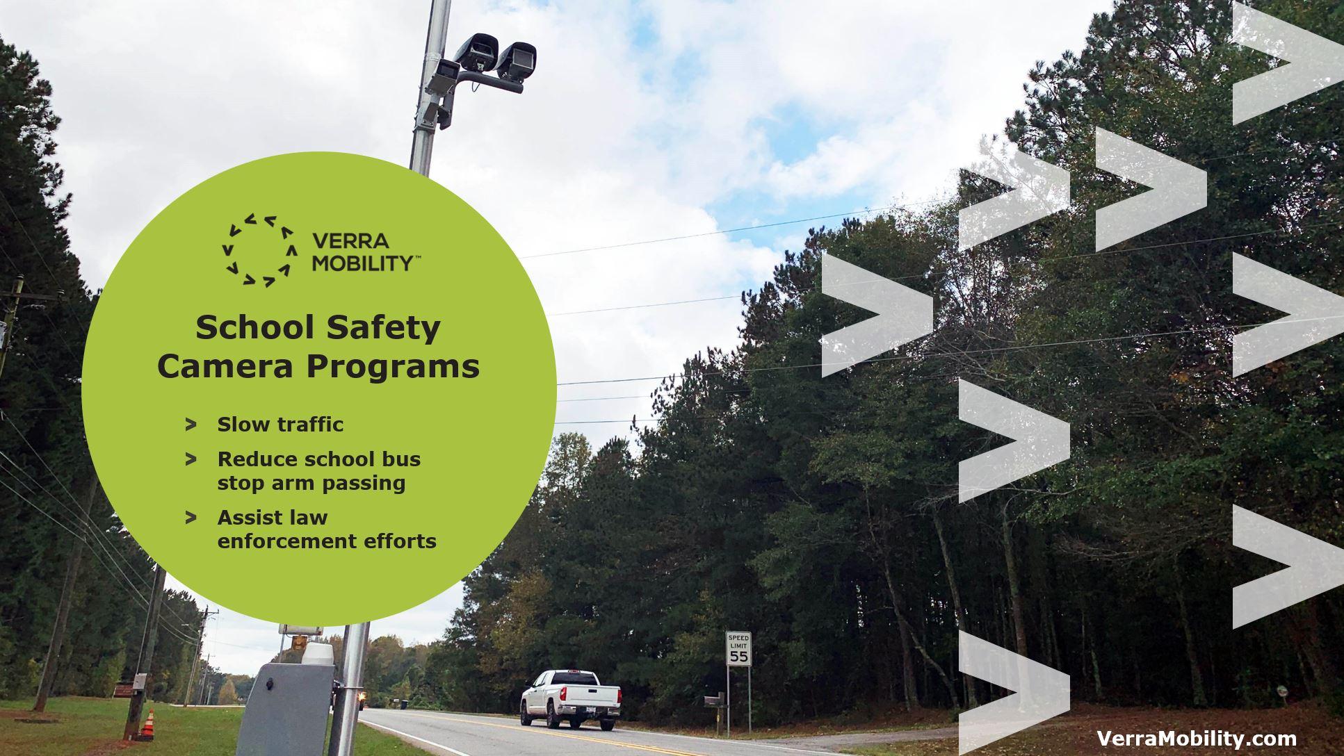 Verra Mobility Ga School Zone Speed Safety Camera